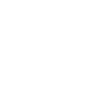 Mandy Murdoch text Logo white header